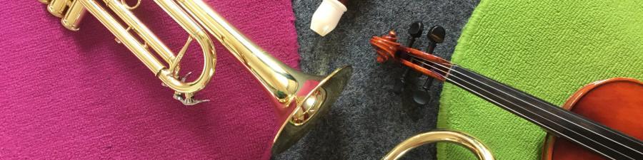 Musike Berlin - Instrumente