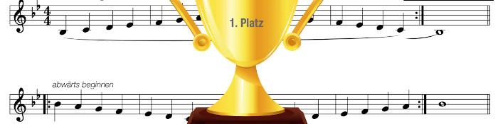 Banner Musikes Tonleiter-Challenge