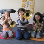 Musike Berlin - Foto Instrumentenkarussell