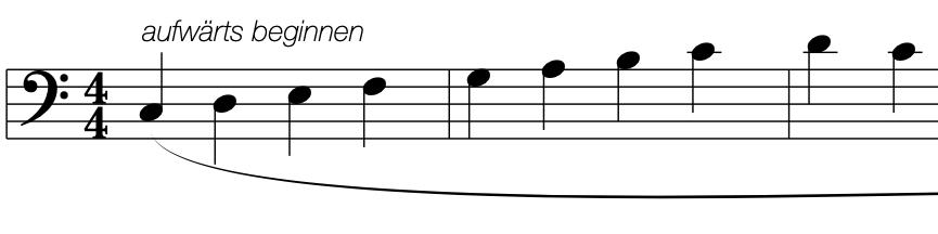 Musike Berlin - Banner Tonleiter-Challenge
